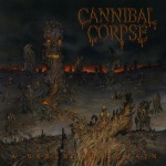 Cannibal Corpse - A Skeletal Domain - promo cover pic