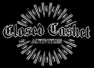 Closed Casket Activities - Company Logo - 2014 - B&W