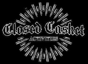 Closed Casket Activities - Company Logo - 2014 - B&W