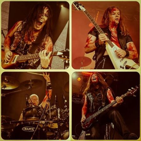 Crystal Viper - promo band collage - 2014 - 22667