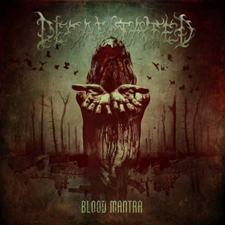 Decapitated - Blood Mantra - promo cover pic