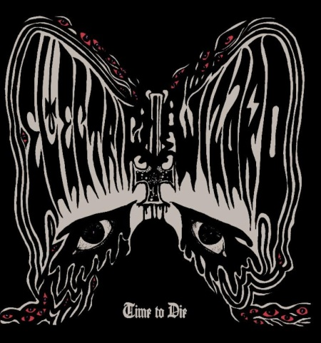 Electric Wizard - Time To Die - promo cover pic - 2014