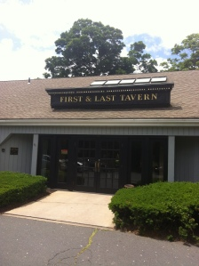 First & Last Tavern - Avon  - Photo by Stone Metal Odyssey - 2014