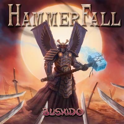 Hammerfall - Bushido - promo cover pic - 2014
