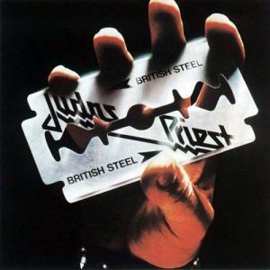Judas Priest - British Steel - promo cover pic - #9094