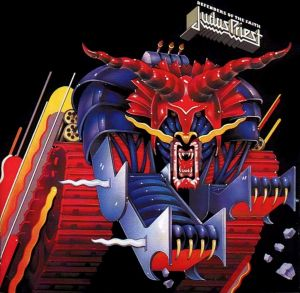 Judas Priest - Defenders Of The Faith - promo cover pic - #00115