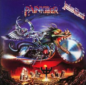 Judas Priest - Painkiller - promo cover pic - #4494