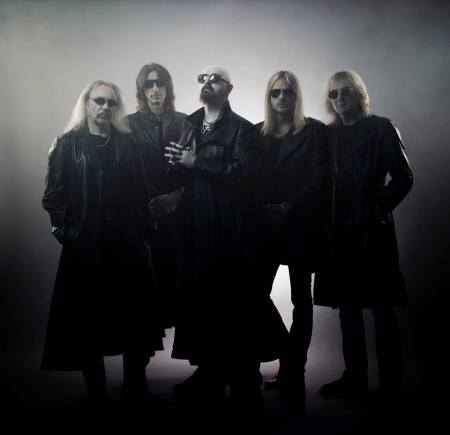 Judas Priest - promo band pic - 2014 - #1986