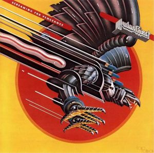 Judas Priest - Screaming For Vengeance - classic cover promo - #3061