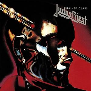 Judas Priest - Stained Class - promo cover pic - #7667