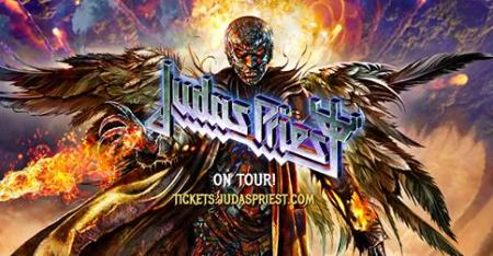 Judas Priest - Tour Promo Banner - 2014 - tickets