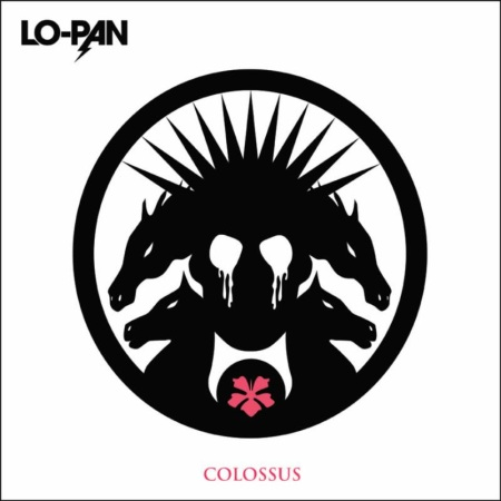 Lo-Pan - Colossus - promo cover pic - 2014
