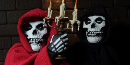Misfits - Crimson Ghost - mascot - action figure - 2014 - #100037