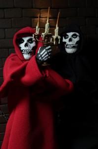 Misfits - Fiend - Crimson Ghost - action figures - 2014 - #7774