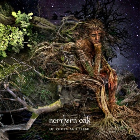 Northern Oak - Of Roots And Flesh - promo cover pic - 2014