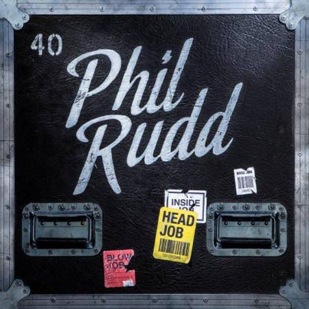 Phil Rudd - Head Job - promo cover pic - 2014