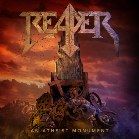 Reaper - An Atheist Monument - promo cover pic