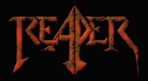 Reaper - classic band logo - 2014 - #9902