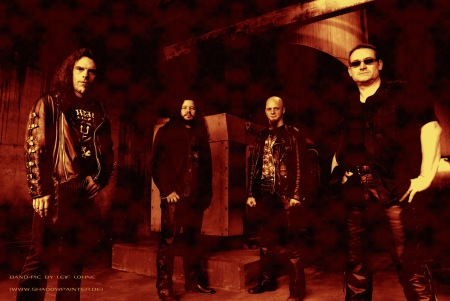 Reaper - promo band pic - 2014 - #8738