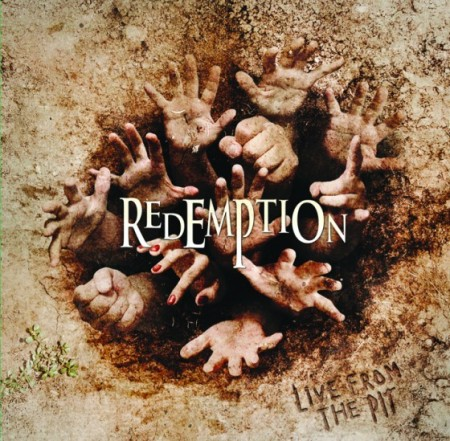 Redemption - Live From The Pit - promo cover pic