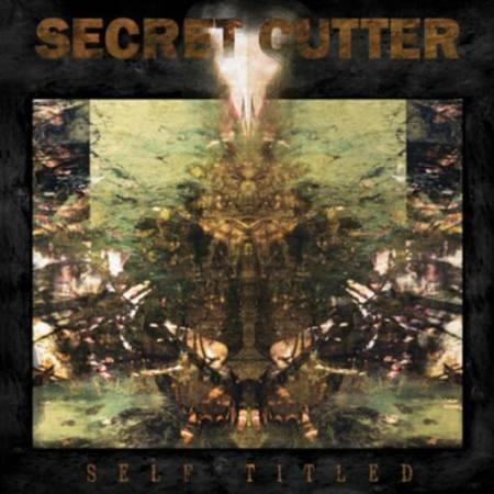 Secret Cutter - Self Titled - promo cover pic - 2014