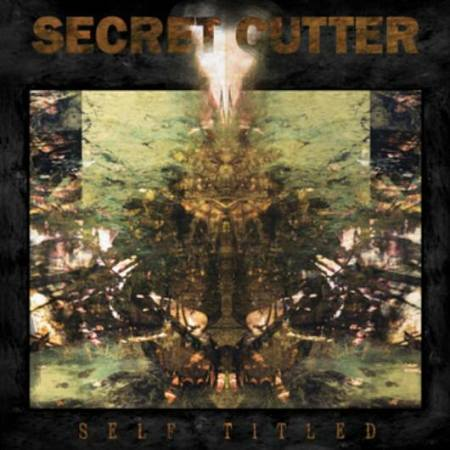Secret Cutter - Self Titled - promo cover pic - 2014