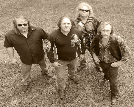 Strikeforce - promo band pic - #1003 - 2014