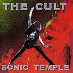 The Cult - Sonic Temple - promo cover pic - classic