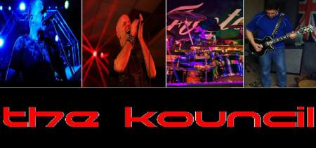 The Kouncil - promo banner band pic - 2014 - #9903