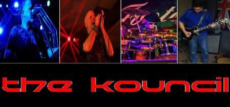 The Kouncil - promo banner band pic - 2014 - #9903