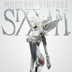 sixx am - modern vintage promo cover