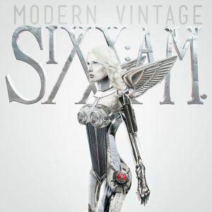 sixx am - modern vintage promo cover