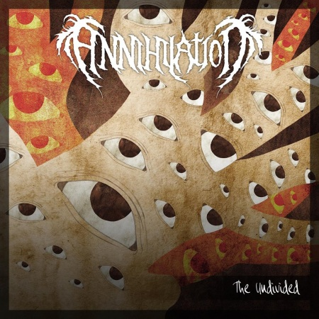 Annihilation - The Undivided - promo cover pic