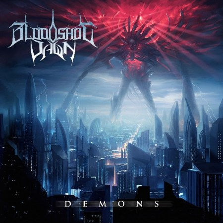 Bloodshot Dawn - Demons - promo cover pic - 2014
