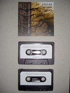 Cycles Within Cycles - cassette promo pic - 2014