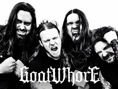 Goatwhore - promo band pic - 2014 - #90270