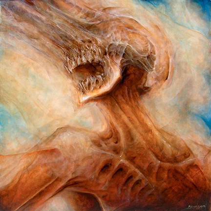 Horrendous - Ecdysis - promo cover pic