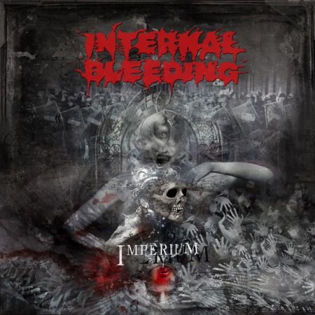 Internal Bleeding - Imperium - promo cover pic - 2014