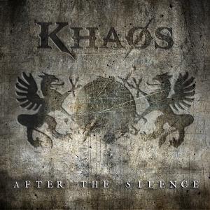 Khaos - After The Silence - promo single  cover - 2014