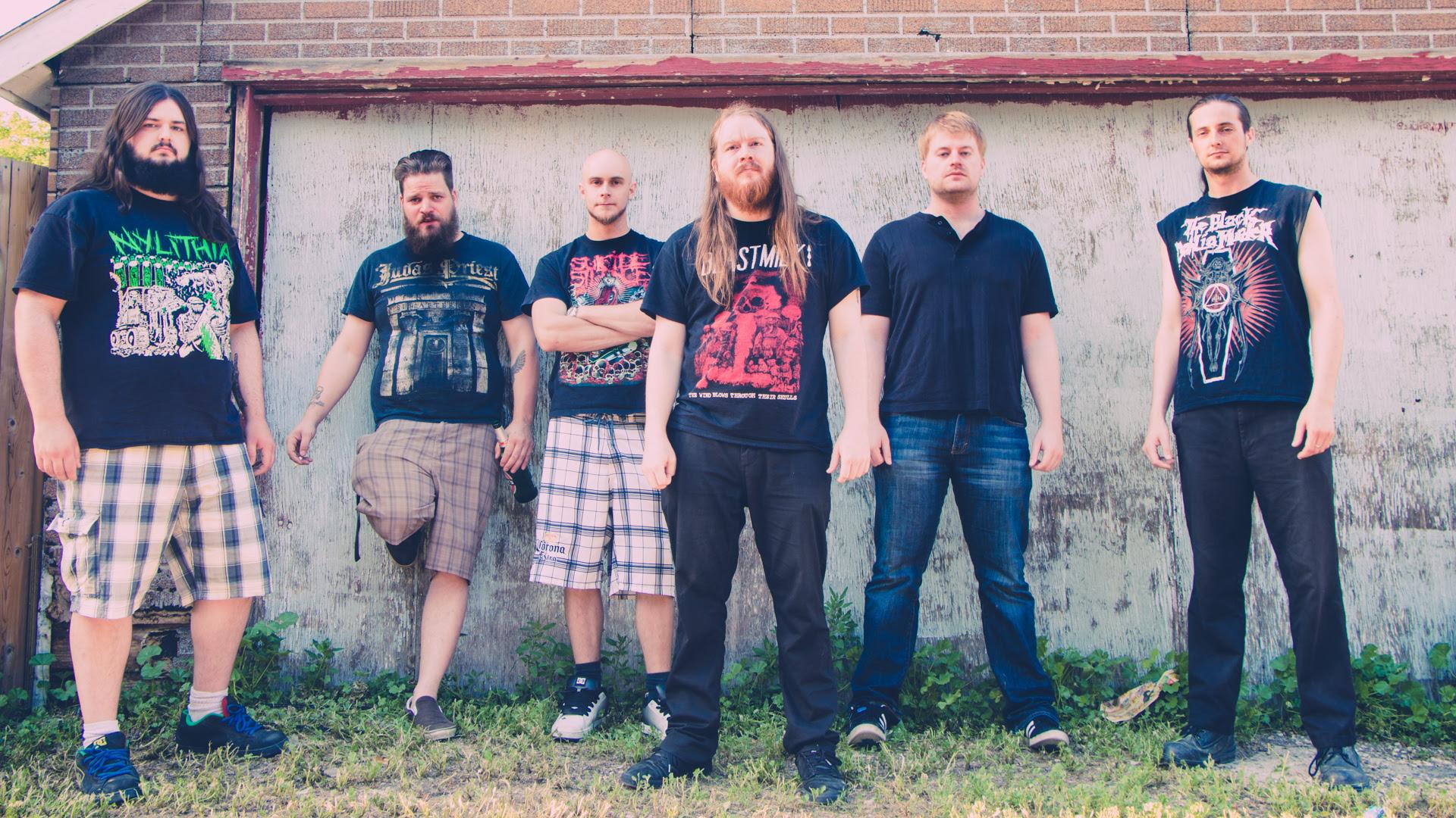 Canadian Melodic Death Metal Band Laika Announce Winnipeg