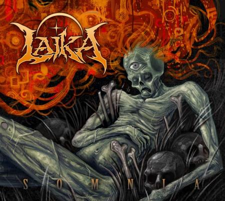 Laika - Somnia - promo cover pic - 2014