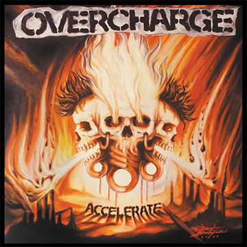 Overcharge - Accelerate - promo cover pic - 2014