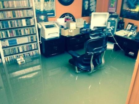 Small Stone Records - Flood - 2014