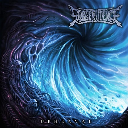 Subservience - Upheaval - promo cover pic - 2014