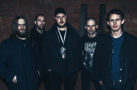 Abhorrent Decimation - promo band pic - 2014 - #4498