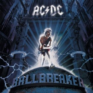 AC:DC - Ballbreaker - promo album cover pic