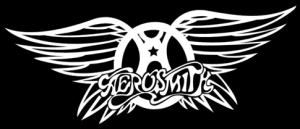 Aerosmith - Classic Band Logo - B&W - #11077