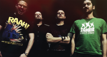Aghast! - promo band pic - 2014 - #8538