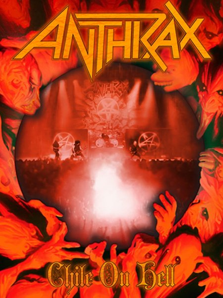 Anthrax - Chile On Hell - promo cover pic - 2014