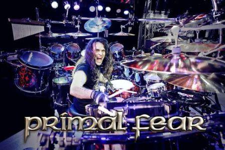 Aquiles Priester - Primal Fear - drummer - 2014 - #86703